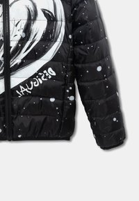 Desigual - CHAQ ARAMBURU - Winter jacket - black - 2