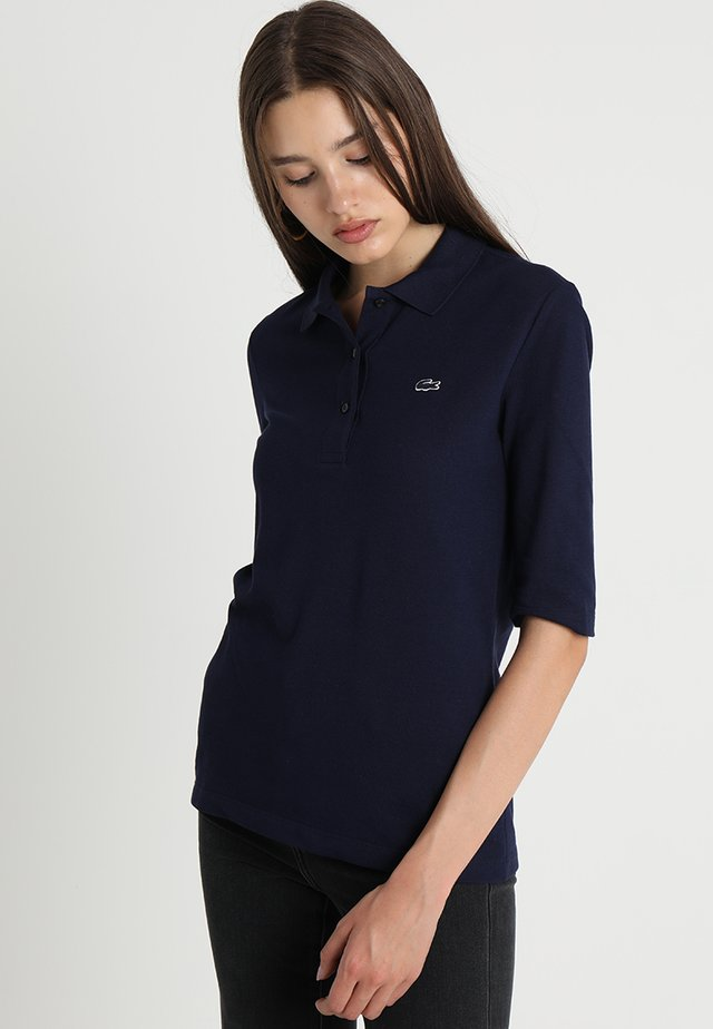 CORE - Polo - navy blue