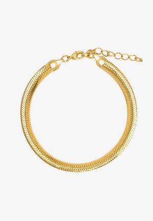 SNAKE BIG - Armband - gold