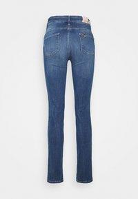 Liu Jo Jeans - MAGNETIC - Straight leg jeans - denim blue join wash - 7