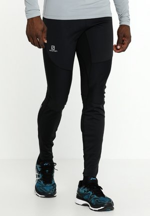 TRAIL RUNNER  - Tights - black