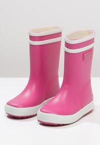 Aigle - BABY FLAC UNISEX - Wellies - rose new - 2