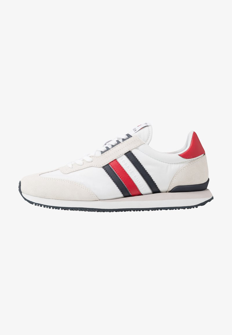 Tommy Hilfiger - MIX RUNNER STRIPES - Zapatillas - red