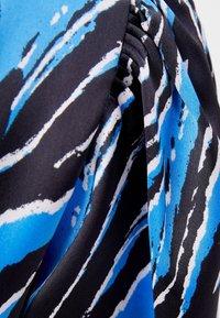 Bershka - Robe d'été - blue - 5