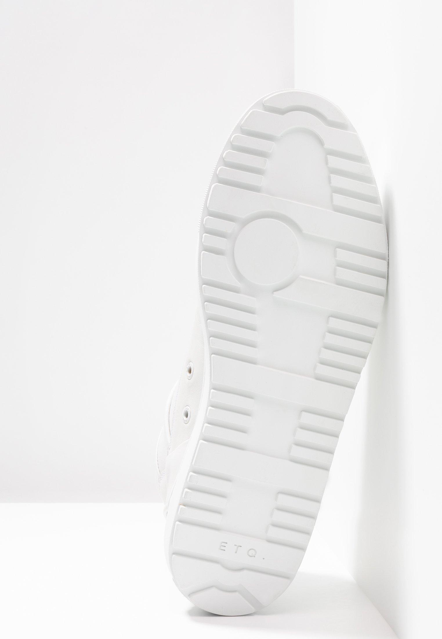 Cool Shopping Scarpe da uomo ETQ Sneakers alte white