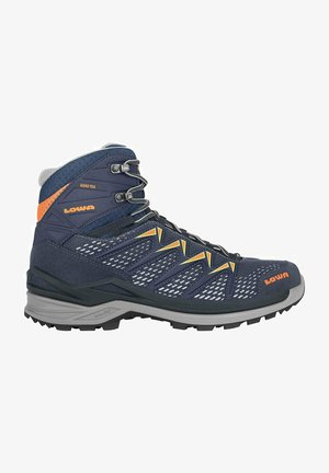 INNOX PRO - Hiking shoes - navy/flame