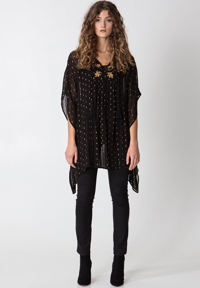 GANYA KAFTAN 202 - Blouse - black