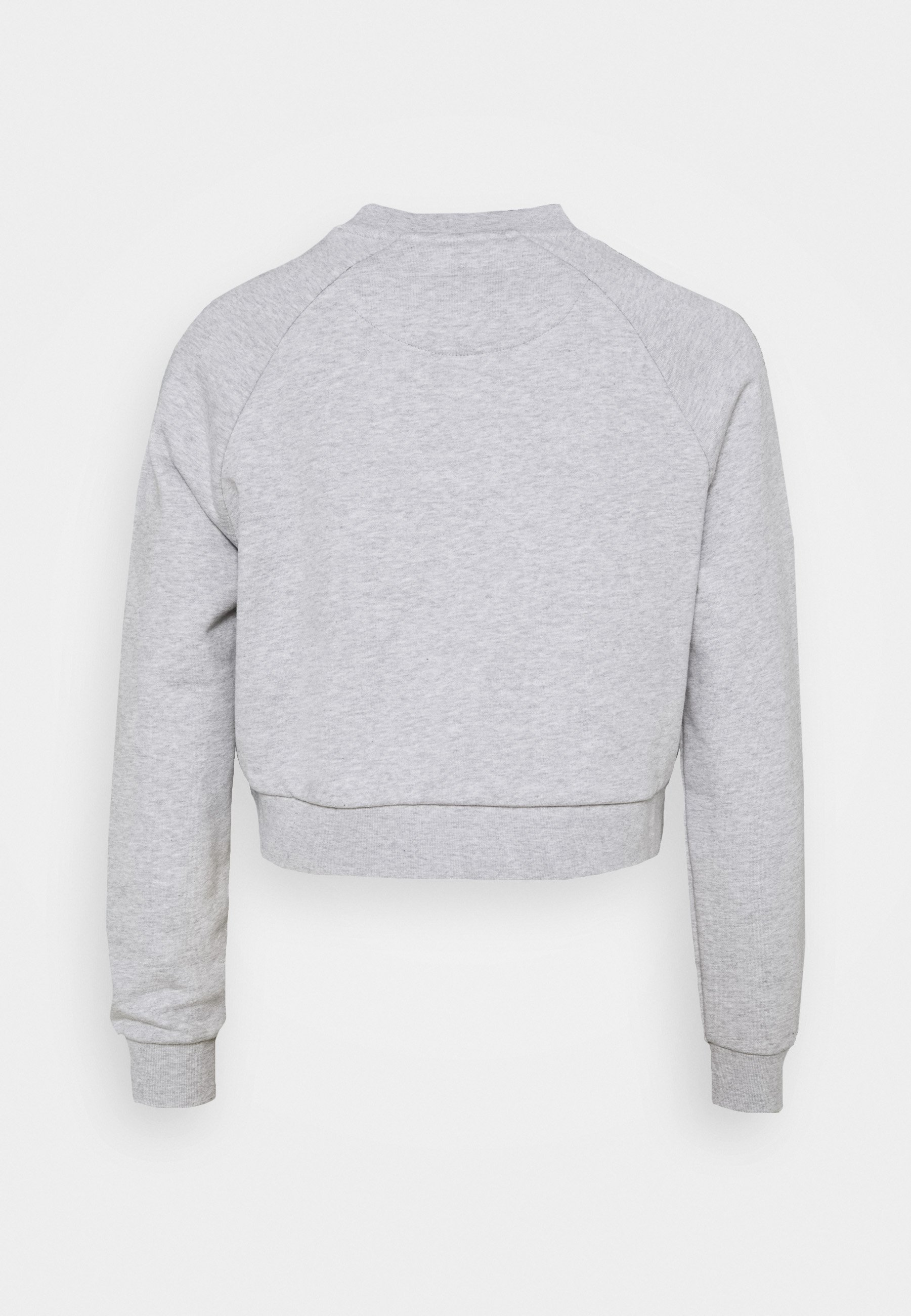 Women CROPPED  - Sweatshirt - light grey