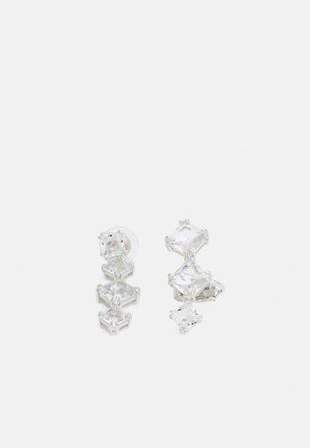 MILLENIA 2 PACK - Earrings - transparent