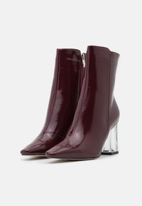 BEBO - DAISIE - Classic ankle boots - burgundy - 2