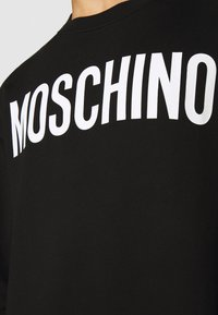 MOSCHINO - Sweatshirt - black - 6