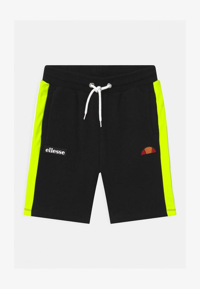 FREEDO - Pantalones deportivos - black