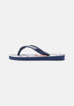 MARVEL - Pool shoes - navy/navy blue