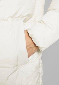 TOM TAILOR DENIM - MODERN PUFFER COAT - Winter coat - smoke white - 6