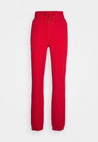 Schott - PHIL - Tracksuit bottoms - red - 3