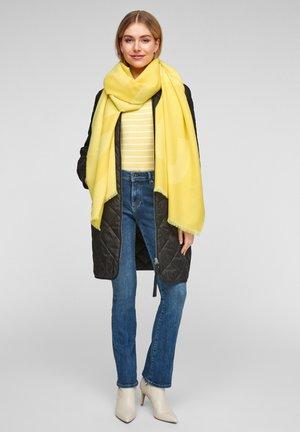 Sjaal - yellow