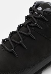 Timberland - EURO SPRINT HIKER - Bottines à lacets - black - 5