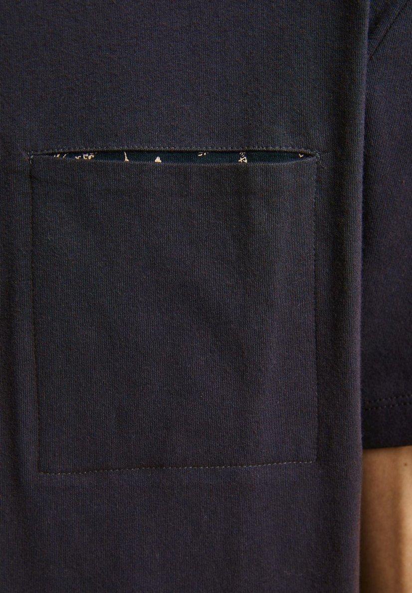 Jack & Jones PREMIUM Basic T-shirt - caviar ZUkzS