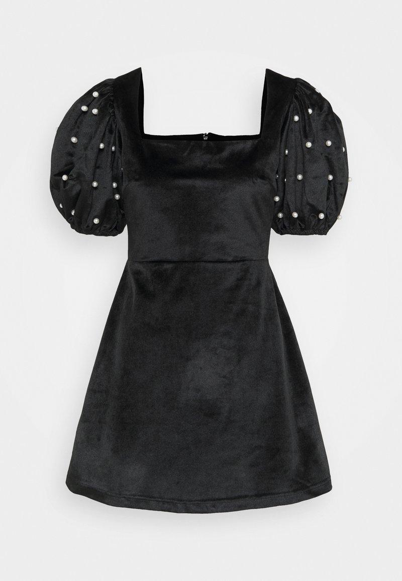 Fashion Union Petite - JULIA - Cocktailkjole - black