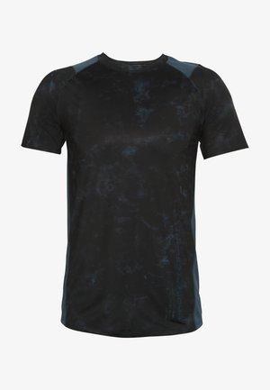 Camiseta estampada - mechanic blue