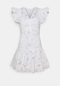 sandro - Vapaa-ajan mekko - blanc - 3