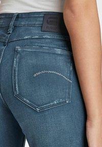 G-Star - NOXER - Straight leg jeans - dark blue - 3