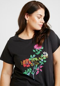 Levi's® Plus - PERFECT TEE - T-shirts med print - meteorite - 3