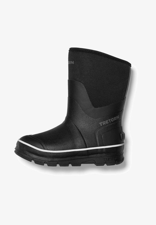 ABISKO - Snowboots  - black