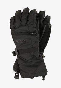 Burton - VENT  - Fingerhandschuh - true black - 0