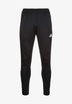 CONDIVO - Tracksuit bottoms - black/white