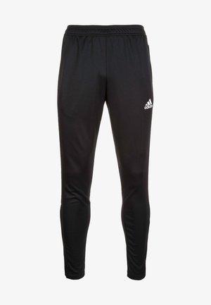CONDIVO - Pantalones deportivos - black/white