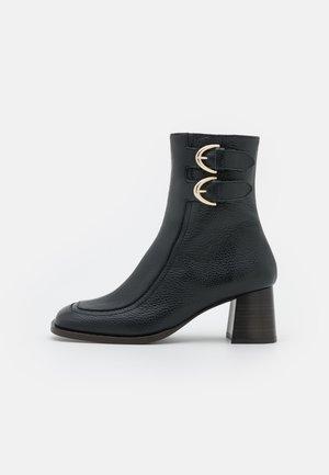 ART - Classic ankle boots - noir