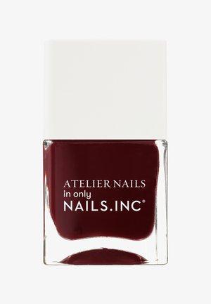 ATELIER NAILS - Nail polish - burnt sienna