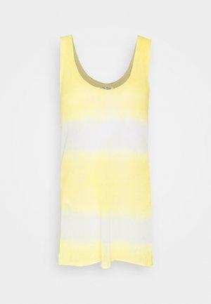 JONI MAXI TEE - Top - yellow