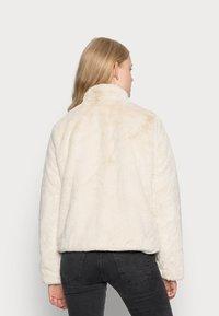ONLY - ONLVIDA JACKET - Winter jacket - pumice stone - 2