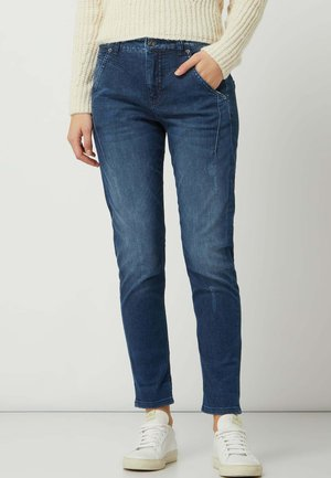 STRETCH-ANTEIL MODELL 'RICH' - Relaxed fit jeans - blue