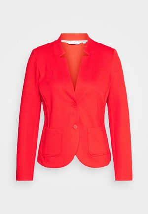 OTTOMAN - Blazer - strong red