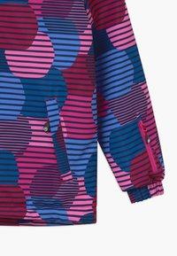 Color Kids - Snowboard jacket - beet red - 5