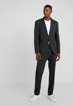 HUSTLE - Suit - anthracite