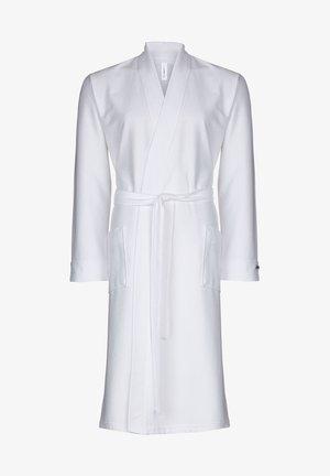 Badjas - weiß