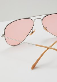 Ray-Ban - AVIATOR LARGE METAL - Sunglasses - silver-coloured - 2