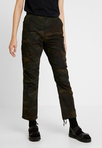 Carhartt WIP - CYMBAL PANT COLUMBIA - Trousers - evergreen - 0