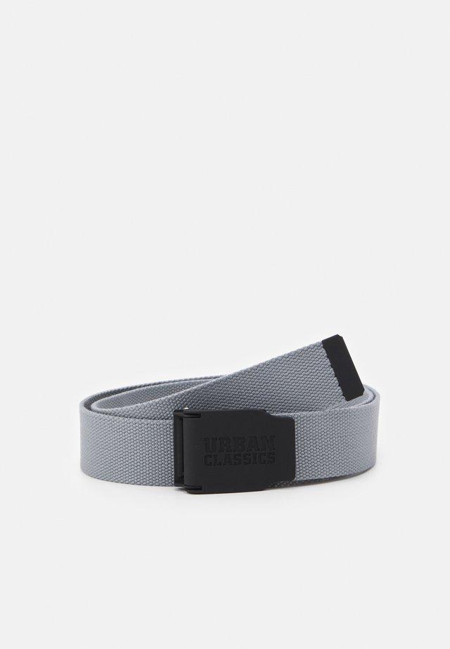 BELT UNISEX - Pásek - grey