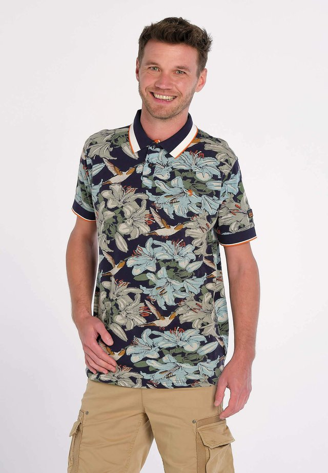 25 CAPE TRIBULATION FOREST - Poloshirt - multicolore
