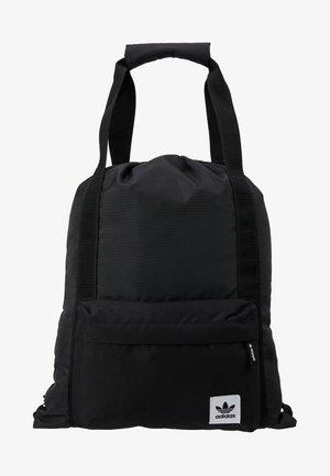 GYMSACK - Across body bag - black