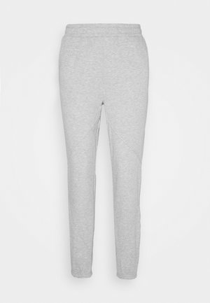 Pantalones deportivos - mottled light grey
