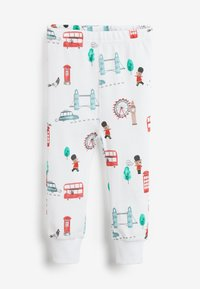 Next - 3 PACK LONDON BUS SNUGGLE PYJAMAS - Pyjama - red - 5
