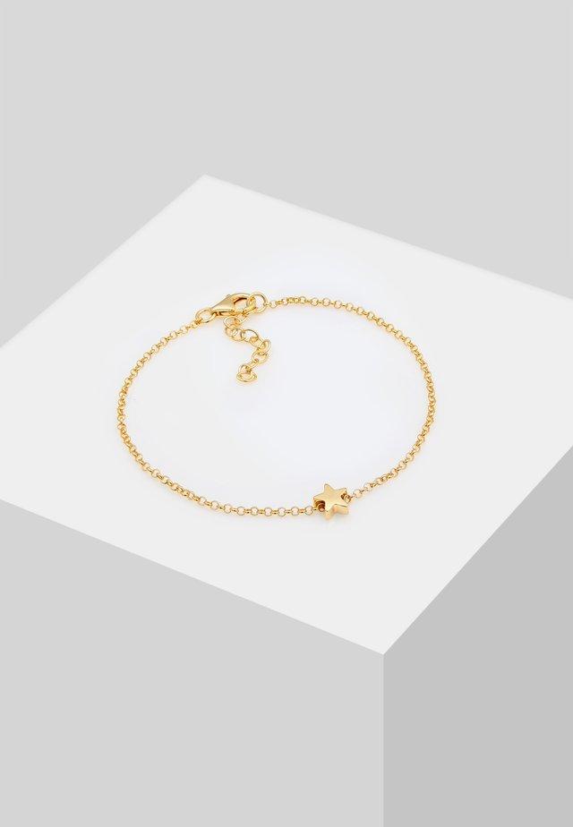 ASTRO BASIC - Rannekoru - gold-coloured