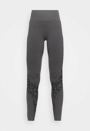 TRUEPUR  - Tights - granite/black