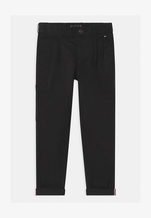 AUTHENTIC FLEX  - Trousers - black